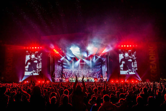 Reading Festival: Myhighlights