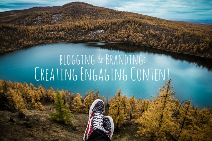 #bloggingbranding Day Four: Creating Engaging Content