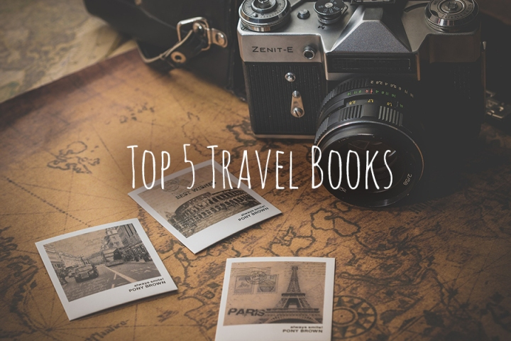 Top 5 Travel Books