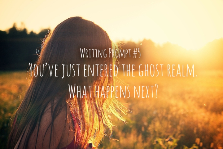 Writing Prompt #5