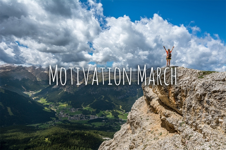 Motivation March