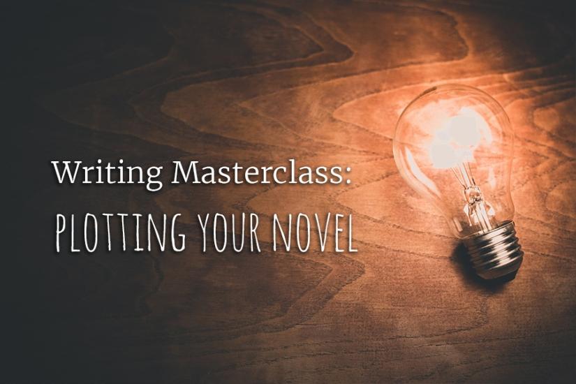 Writing Masterclass: Plotting yournovel