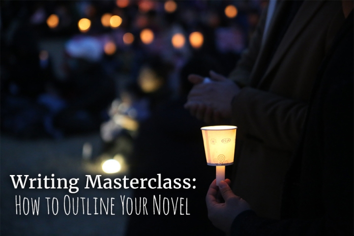 Writing Masterclass: How to Outline Your Novel