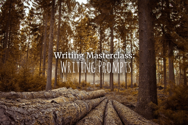 Writing Masterclass: Writing Prompts