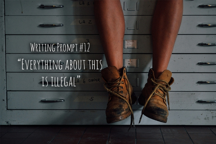 Writing Prompt #12