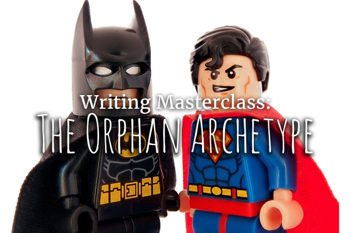 Writing Masterclass: The Orphan Archetype