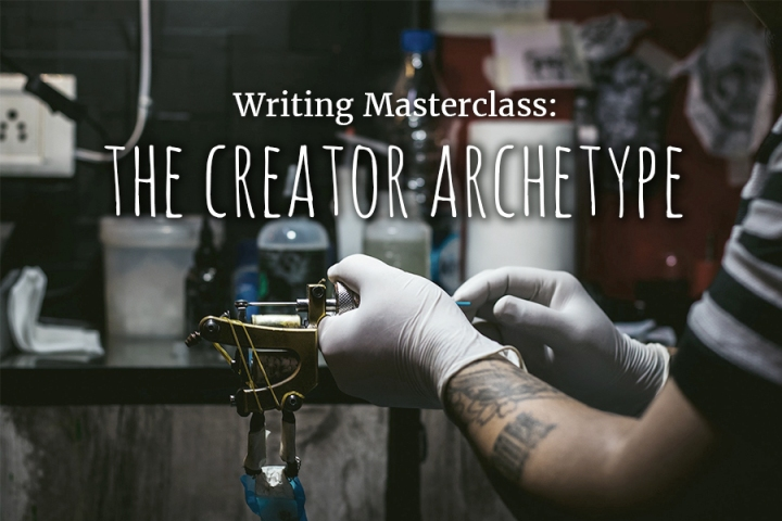 Writing Masterclass: The Creator Archetype