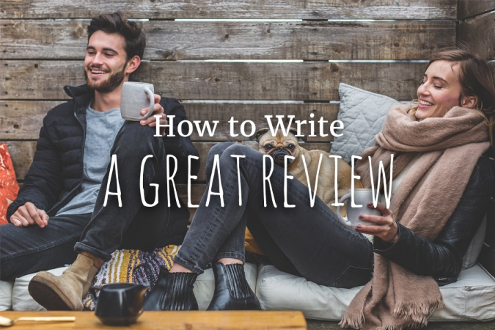 How to Write a GreatReview
