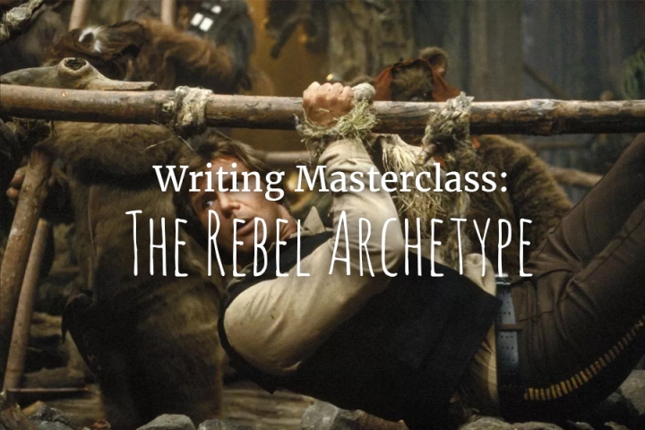 Writing Masterclass: The Rebel Archetype