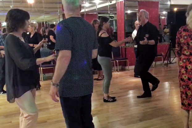 Dancing My Way To Happiness: Salsa Edition